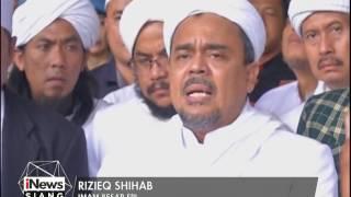 Habieb Rizieq Akan Lapor Balik Sukmawati Jika Tidak Minta Maaf & Cabut Laporan  INews Siang 13/01