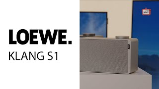 LOEWE Klang S1 | Smart Radio | Produktvorstellung | Teil 1