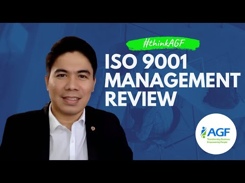 ISO 9001:2015 Management Review (and how to do internal audit ...