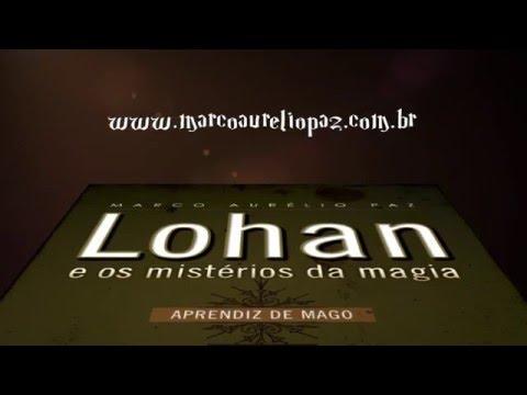 Book Trailer - Lohan e os Mistérios da Magia