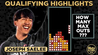 3 Max-Outs and 2 Lvl 30s in One Hour??!! - Joseph Saelee Dominates 2019 Qualifying Round