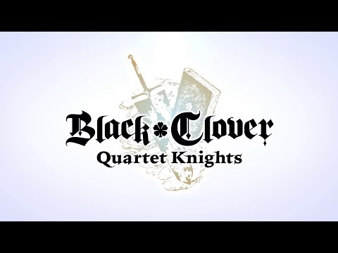Black Clover: Quartet Knights - Overview Trailer | PS4, PC thumbnail