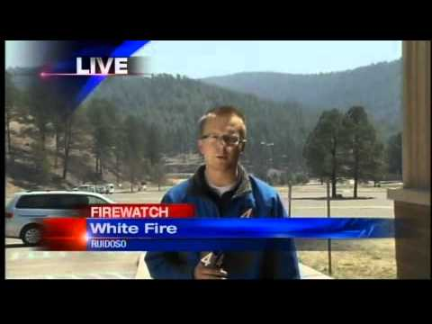 Residents get update on Ruidoso wildfire