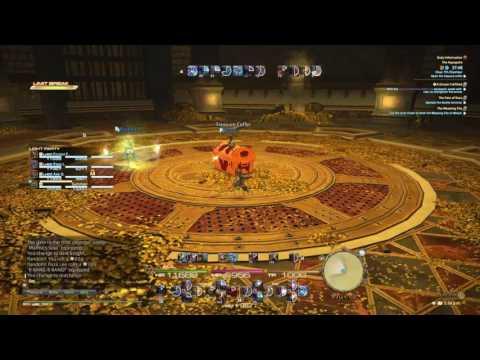 FFXIV - The Hidden Canals of Uznair - Final Chamber (Server