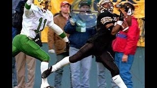1996 Cotton Bowl  Oregon vs. Colorado