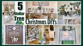 Dollar Tree CHRISTMAS DIYs