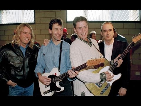 Come On You Reds (Manchester United Football Squad with Status Quo)