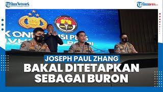 Jozeph Paul Zhang Bakal Ditetapkan sebagai Buron