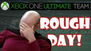 Madden 15 - Madden 15 Ultimate Team - ROUGH DAY | Madden 15 Ultimate Team