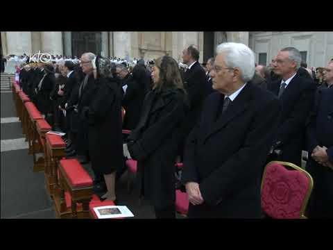 Messe d'ouverture du jubilé de la Miséricorde