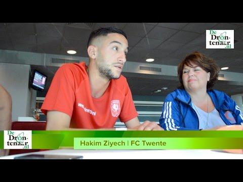 VIDEO | Familie in Dronten sleepte Hakim Ziyech door moeilijke momenten