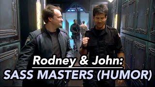 Sass Masters - Rodney & John - Humor
