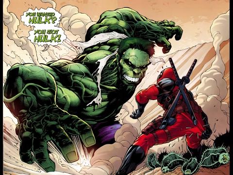 Hulk vs. Deadpool - Full Analysis