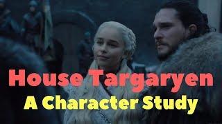 House Targaryen: A Character Study - livestream with Ba'al the Bard