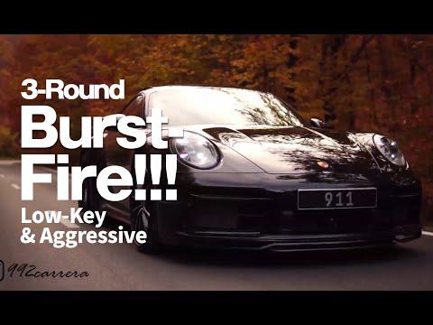 Porsche 992 |stage 2 |ECU Tune|550hp|iPE Exhaust
