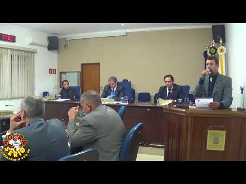 Vereador Vanderleizinho cobra na Tribuna serviços mau feitos no Distrito dos Barnabés