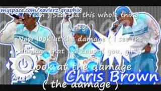 Damage- Chris Brown