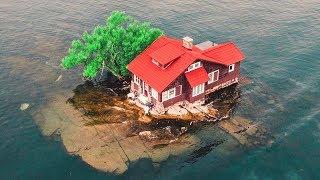 10 Casas En Lugares Increíbles
