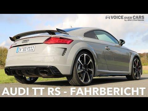 2020 Audi TT RS Fahrbericht Review Test Meinung Kritik 0-100 km/h Sound Preis Leistung