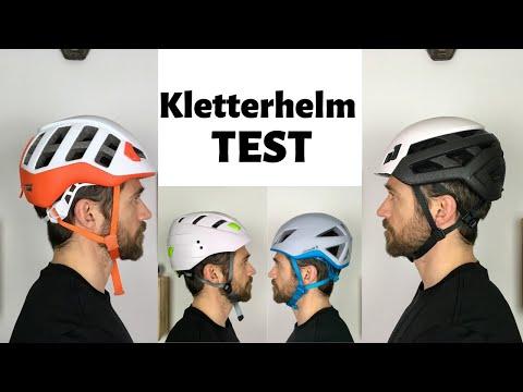 Kletterhelm Test 2020 - Die 3 Testsieger + Platz 2. Lob und Kritik.