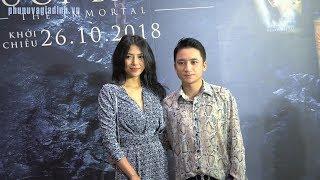 Phan Mạnh Quỳnh dẫn vợ chưa cưới đi công chiếu NGƯỜI BẤT TỬ, chia sẻ sẽ đám cưới sớm