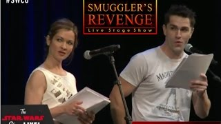 Smuggler's Revenge: Kyle Newman and a Galaxy of Voices Panel - Star Wars Celebration 2017 Orlando