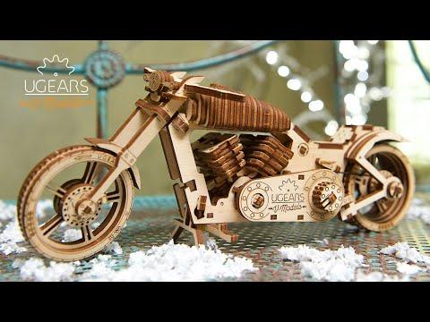 Ugears Motorrad