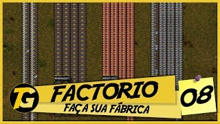 Factorio - Vanilla done right - E45 - Stone and Stone Bricks