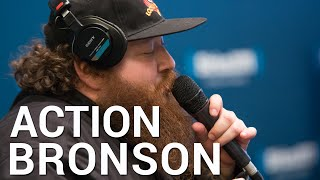 "Action Bronson ""Baby Blue"" Live @ SiriusXM // Shade 45"