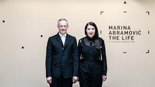 Nawet Christie's promuje satanistyczne dzieło globalistki Mariny Abramović – nagranie w j.angielskim