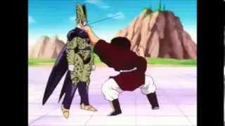 Mr. Satan  - (Dragon Ball) - mr satan vs cell audio latino