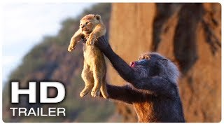 Simba Birth Scene - Circle of Life Song - THE LION KING (2019) Movie CLIP HD