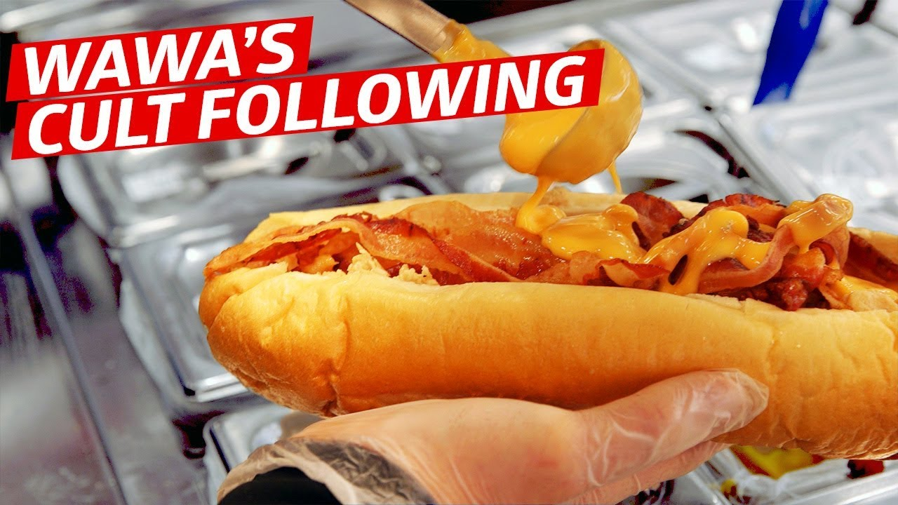 Why Is Pennsylvania Obsessed with the Food at This Gas Station? — Wawa's Cult Following thumbnail