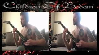 Children of bodom done with everything, die for nothing Cover