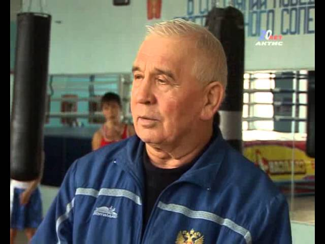 Боксеры готовят юную смену чемпионам