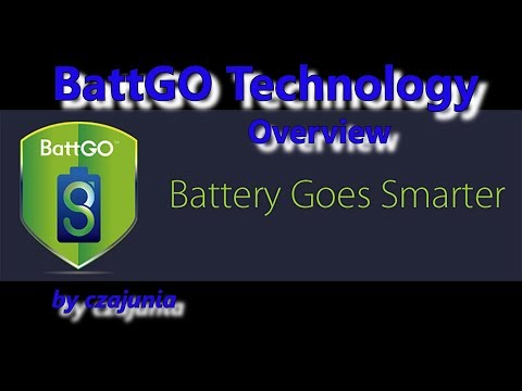 BattGO Technology Overview - BGLinker @ 9.07min