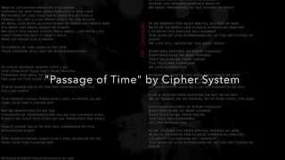 Cipher System - 20th Anniversary teaser