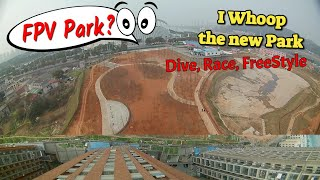 New FPV Park Eachine CineFun HD FPV Whoop FPV Racing Drone