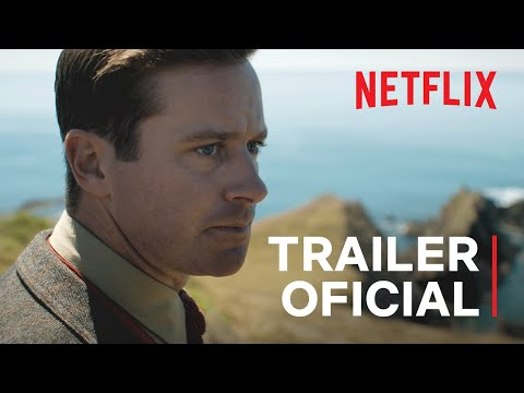 Rebecca - A Mulher Inesquecível | Trailer oficial | Netflix