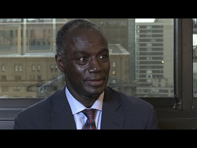 Why Give: Kofi Appenteng, President, Africa-America Institute and Chair, Ford Foundation