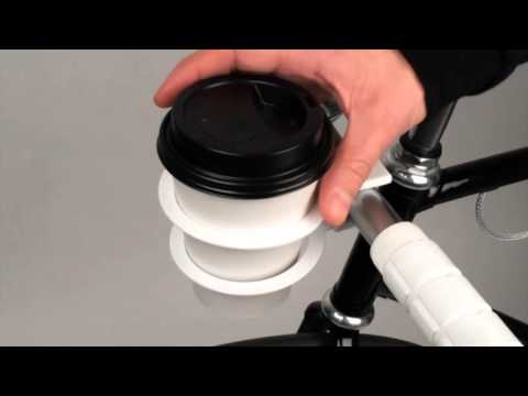 Bookman Cup Holder