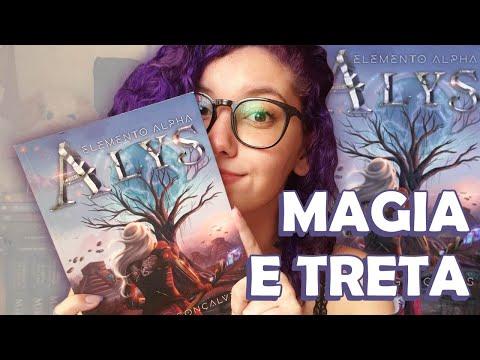 ALYS, ELEMENTO ALPHA, de Priscila Gonçalves    RESENHA    Série: Alys #1    Romanceira