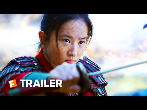 Mulan Super Bowl Trailer