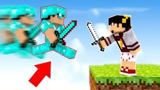 Minecraft: ELE FALOU QUE SOU NOOB - SKY WARS ‹ AMENIC ›