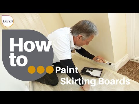 How to prepare skirting boards for painting - Step by step guide