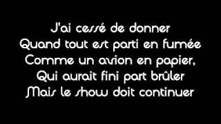 Zaho 2013 - Quelqu'un D'autre ( Paroles HD )