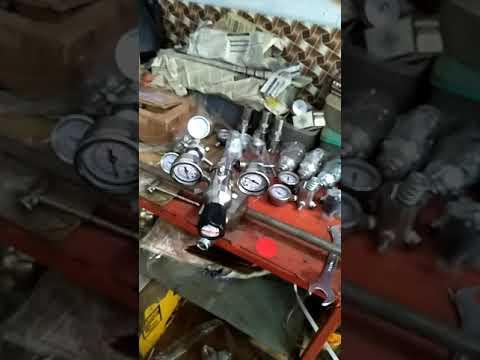 Ammonia Gas Cylinder Regulator