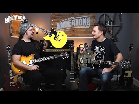 Yamaha REVSTAR Guitars – Full Range Review!