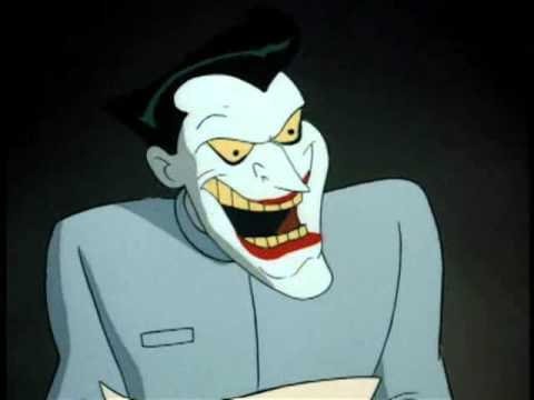 Christmas with the Joker [1992] was the second episode of Batman The Animated Series and the first to include Mark Hamill as the Joker.