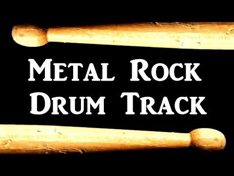 Free Drum Backing Tracks: metal drum tracks